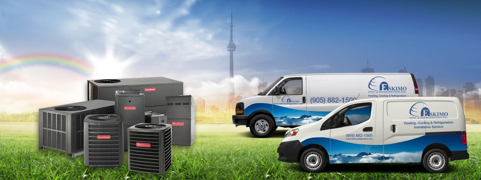 /Commercial HVAC Contractors